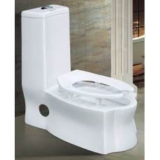 LX-8029連體式座廁馬桶TOILET-closestool-stinkpot